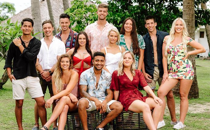 Heartbreak Island Season 2 cast