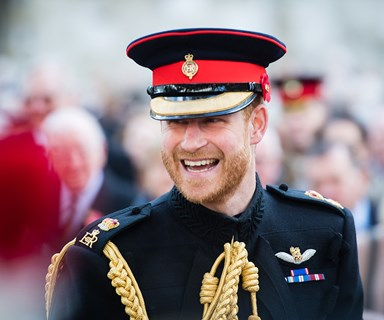 Prince Harry has opened up about being a future father and it's seriously sweet