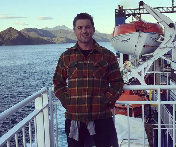 Kiwi TV host Matt Chisholm's inspiring mental health update