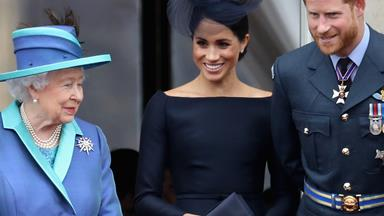 The Queen's very generous housewarming gift to Prince Harry and Duchess Meghan
