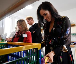 meghan markle one25 bananas