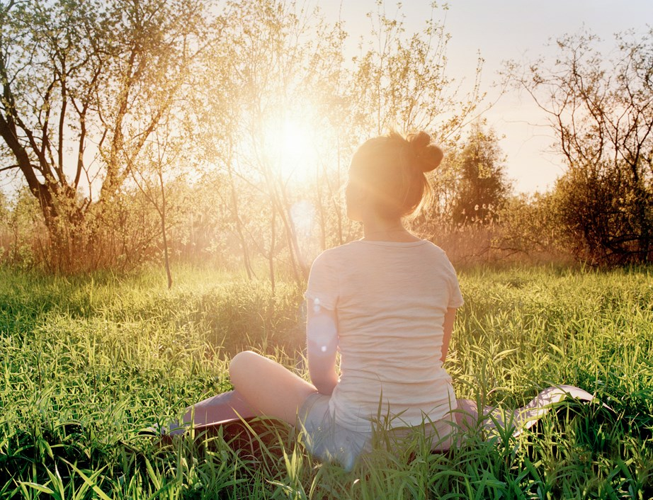 During the cooler months, you may not get enough vitamin D from the sun, so it's always good to check your vitamin D levels and figure out if you may need to take a supplement. *(Image: Getty)*