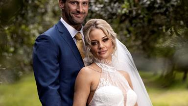 The sad reason why MAFS' Jessika Power's mum didn't attend her wedding