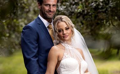 The sad reason why MAFS' Jessika Power's mum didn't attend her wedding