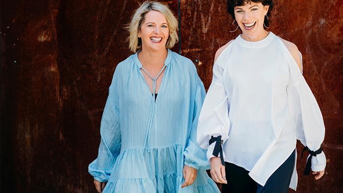 Paula Cotter Sonya Cotter Double Happy Kids