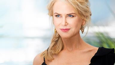 Nicole Kidman's midlife crisis: 'In my head I was done'