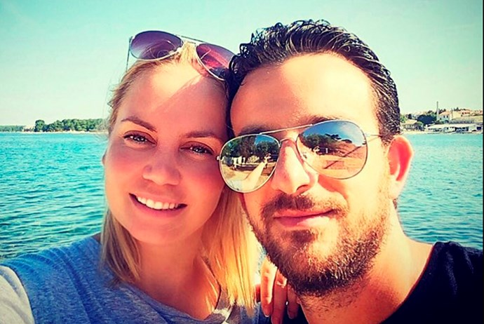 Jelena and boyfriend Tin
