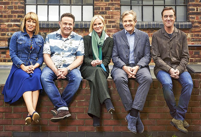 Hermione has reprised her role as Karen in the reboot of *Cold Feet*. *Image: Shutterstock*
