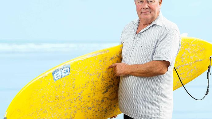 What it's like to be attacked by a great white shark: Barry Watkins' survival story nearly 50 years on