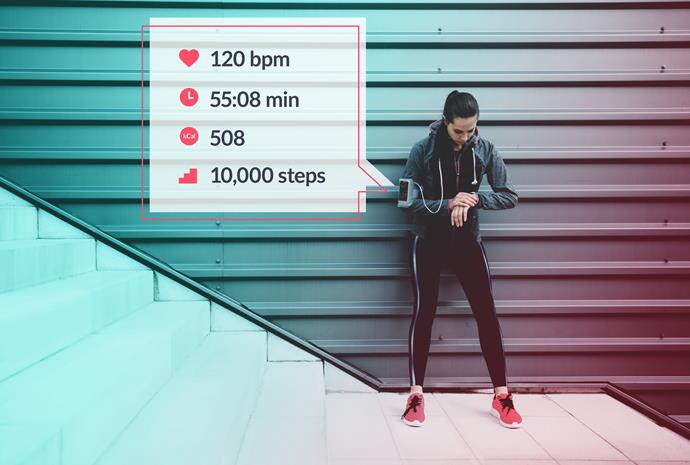 Is the 10,000 steps a day goal not all it's cracked up to be? *(Image: Getty)*