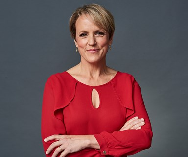 Hilary Barry's glorious smackdown to a viewer who body shamed her