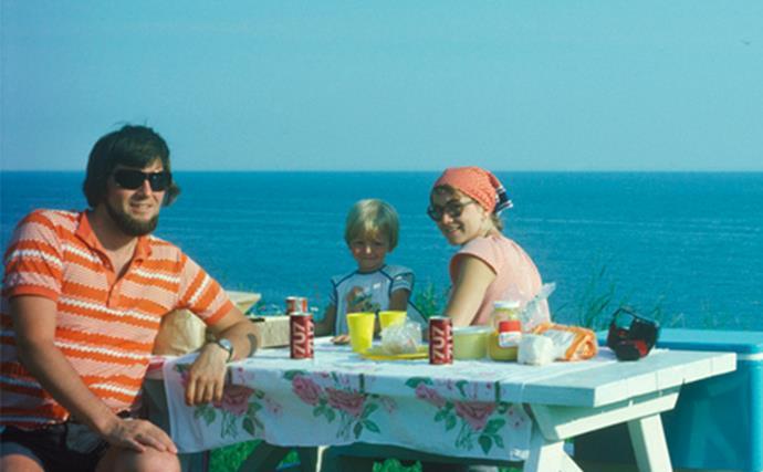 Nostalgic Summer Picnic