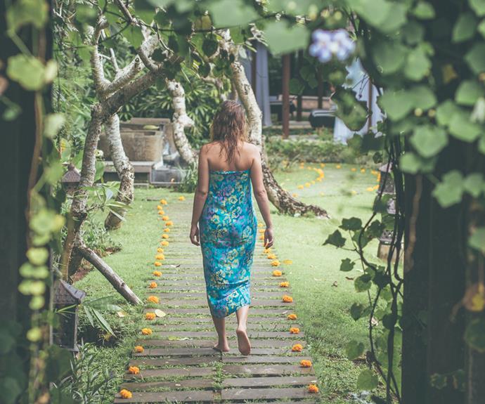 Bali retreat spa Escape Heaven