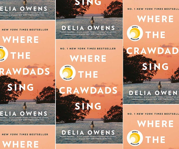Win the NEXT March book of the month: Where the Crawdads Sing by Delia Owens