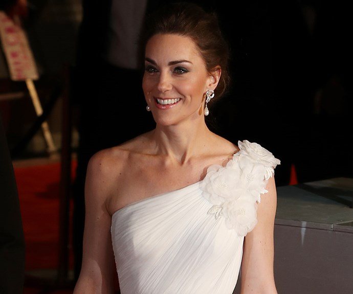 Kate Middleton BAFTA 2019