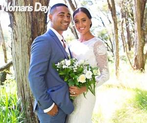 Shortland St star Beluah Koale marries his soulmate in a day of 'pure joy'