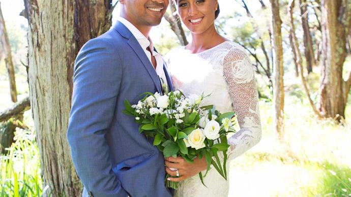 Beluah Koale Georgia Otene wedding