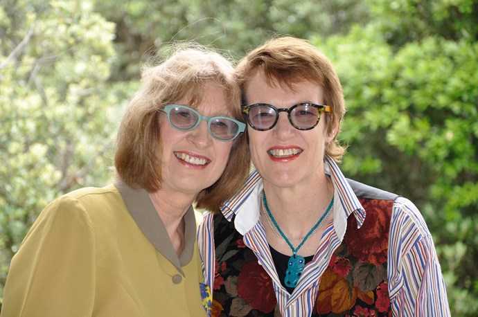 Joanne found love and support with Sue, and they have been together for 27 years.