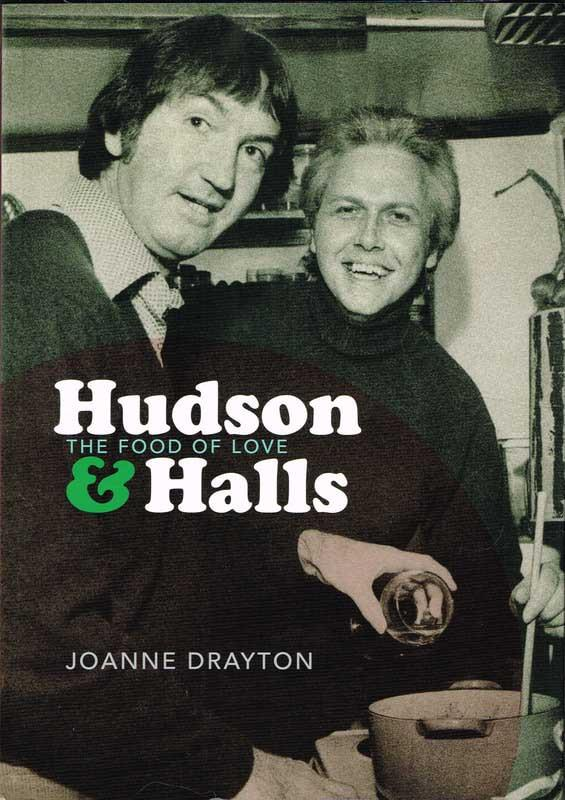 "[*Hudson & Halls: The Food of Love* by Joanne Drayton](http://www.nationwidebooks.co.nz/product/hudson-halls-the-food-of-love-9781988531267|target=""_blank""