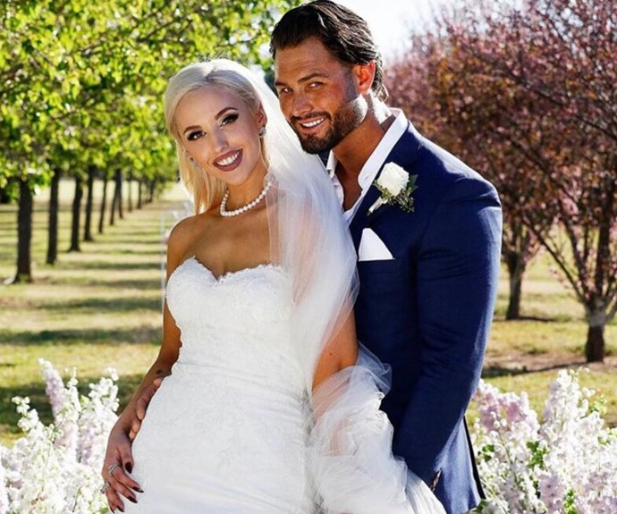 MAFS Sam Elizabeth wedding body shaming