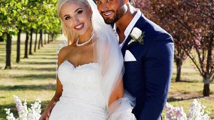 MAFS Sam Elizabeth wedding body shaming