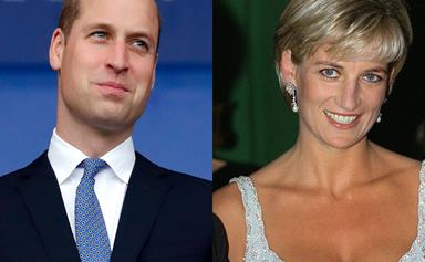 Prince William follows in Princess Diana's footsteps after being appointed patron of a charity that works with the homeless