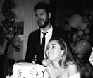 Miley Cyrus has shared brand new photos from her wedding to Liam Hemsworth
