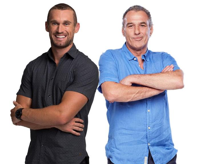 Former *MAFS* grooms Jono Pitman and John Robertson have spoken out about what goes on behind the scenes.