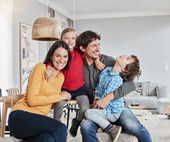 The secrets to happy family life