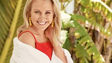 Shortland St star Sally Martin on how she copes with anxiety