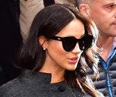 Duchess Meghan looked effortlessly chic as she stepped out in New York with a close friend ahead of her baby shower