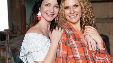 Danielle Cormack and Claire Chitham on why working together on Fresh Eggs was a moment to cherish