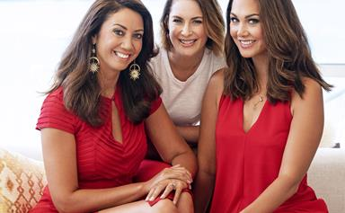 The health mission close to the hearts of Renee Wright, Melissa Stokes and Miriama Kamo