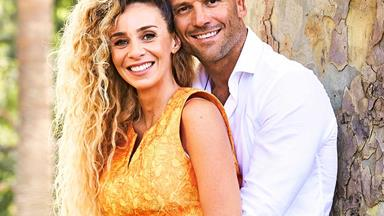 MAFS' Heidi and Mike on how they've bonded over broken hearts and childhood trauma