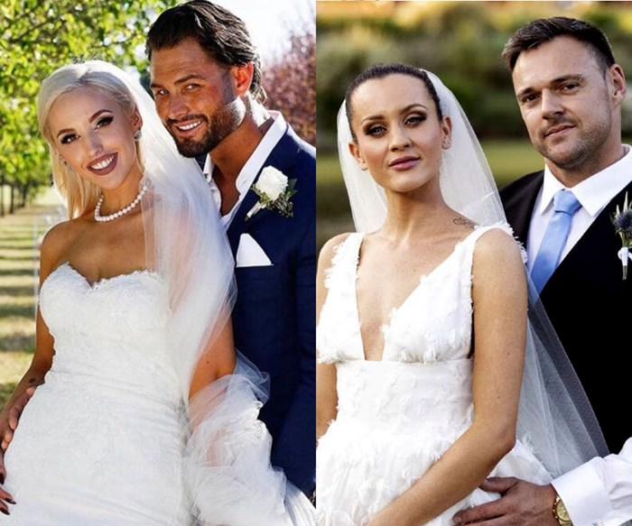 MAFS' Elizabeth and Bronson speak out about the developing affair between Sam and Ines