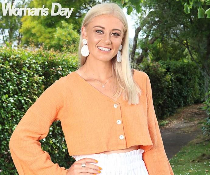Meet New Zealand's newest tennis star Paige Hourigan