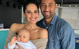 Zoe Marshall urges: don't kiss other people's babies on the mouth