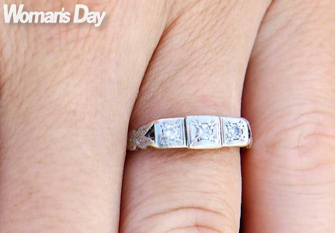 After making a secret trip to see his future in-laws, the former Bachelor star proposed with Erin's late grandmother's wedding ring.