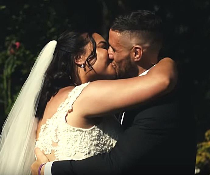 Grab the tissues! Watch the full video from All Black TJ Perenara and Greer Samuel's wedding