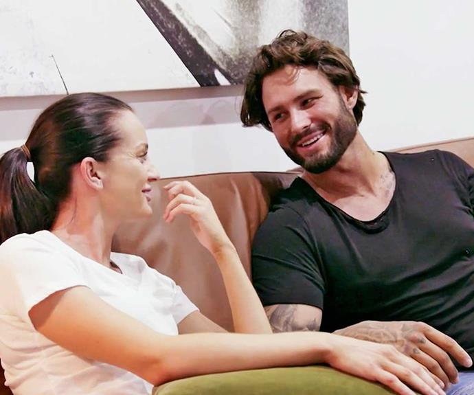 Married at First Sight Sam Ines affair