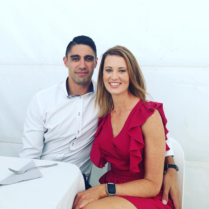 "Kylie says her husband, friends and family had supported her ""100 per cent"", despite the change in attitude from people in the outskirts of her life. *(Image: Instagram/@kylie_smiley_nz)*"
