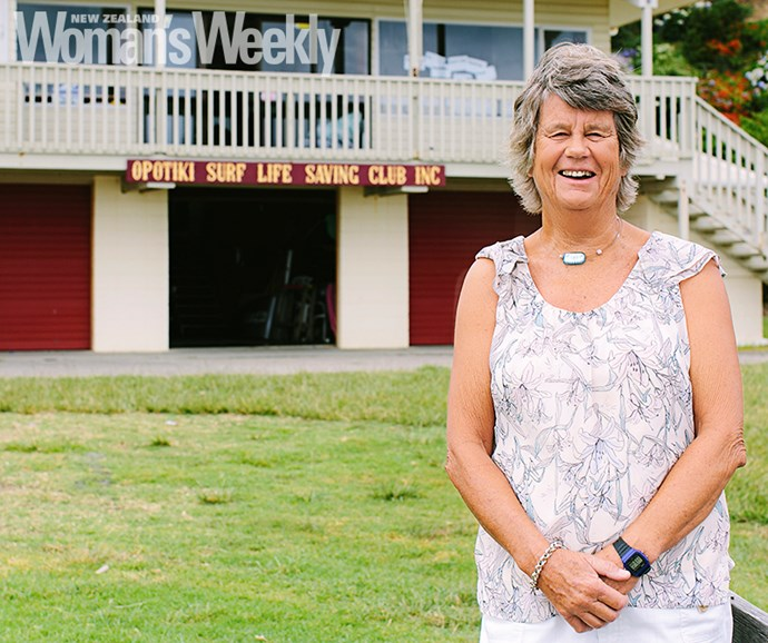 Carol says the strong nipper movement across the country is now the lifeblood of surf life saving clubs.