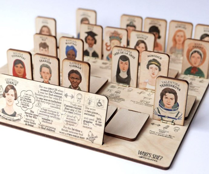 The board game we should all be playing with our daughters