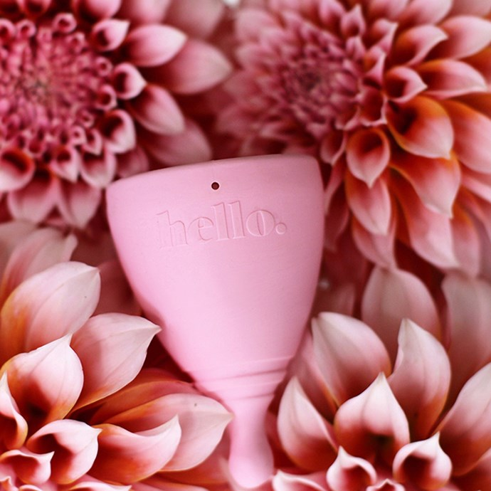 """The Hello Cup is made in Hawke's Bay and comes in a range of colours. """"We found that colour was more appealing,"""" says co-founder Robyn McLean. """"Just because no one else really sees it, doesn't mean it can't be cute. It's the same as underwear; you feel good if you've got something you really like."""""""
