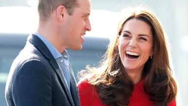 "Duchess Catherine reveals Prince George thinks she's ""rubbish"" at football"