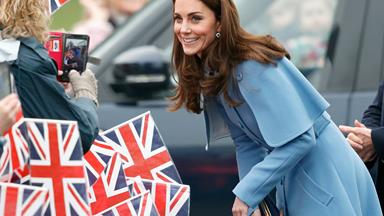 Did Duchess Catherine just say she's ready for another baby?