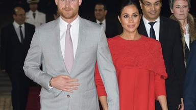 Kensington Palace responds to claims Duchess Meghan and Prince Harry will be raising their child 'gender fluid'