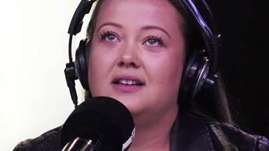 More FM host Sam Baxter opens up about having multiple sclerosis in a tearful on-air revelation