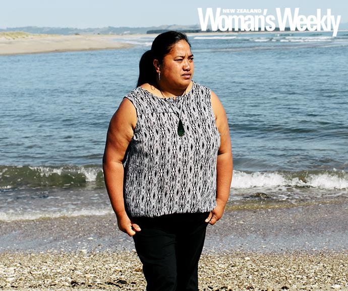 Ronnie was initially sceptical, but says Kelvin helped her whanau begin to heal.