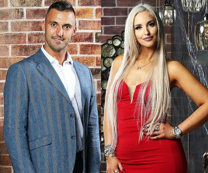 MAFS Nic Elizabeth dated